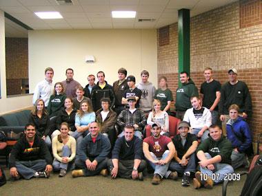 2009-2010 VTC ASHRAE CLUB