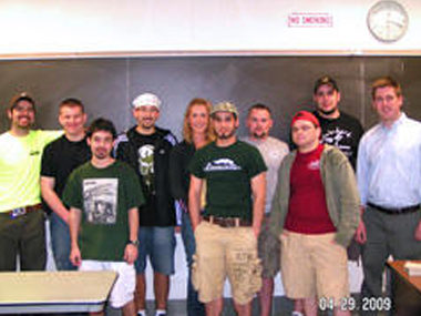VTC Student Chapter 2008-2009