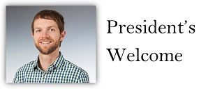 President's Welcome Message